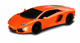 Lamborghini Aventador R/C 1/12th Remote Control Model
