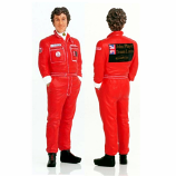 Mario Andretti Team Lotus F1 1977 Figurine 1:18th True Scale