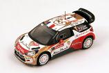 Citroen DS3 Sebastien Loeb #1 Monte Carlo 2013 Winner 1:43rd
