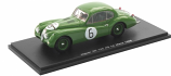 Jaguar XK140 24hr Le Mans #6 1956 Spark 1:43rd Model