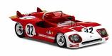 Alfa Romeo Tipo 33/3 Le Mans 24Hr 1970 True Scale 1:43rd