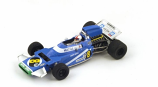 Spark 1:43 Matra MS120B Chris Amon Argentina GP Winner 1971