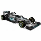 Nico Rosberg Mercedes AMG F1 1:43rd 2015