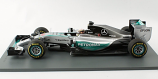 1:18th Lewis Hamilton Mercedes AMG F1 2015
