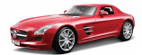 Mercedes-Benz SLS AMG  Maisto 1/18th Diecast Model