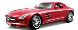 Mercedes-Benz SLS AMG  Maisto 1/18th Diecast Model