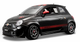 Fiat 500 Abarth 1:18th Bburago