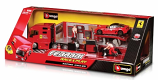 Ferrari Race and Play Racing Hauler 1:43rd Bburago