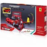 1:43rd Ferrari Loop & Race Pullback