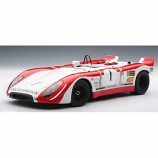 Porsche 908/02 1969 Watkins Glen Winner Autoart 1/18th Diecast Model