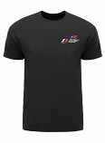 2014 F1 USGP Event Car Black Tee Shirt