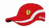 Ferrari Kimi Raikkonen Driver #7 Driver Hat