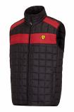 Ferrari Black Padded Vest