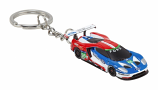 Ford Performance GT Car Keychain