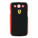 Ferrari Galaxy S3 Scuderia Black Shield Hard Case