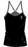 Puma Ferrari Ladies Black Tank Top
