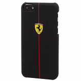 Ferrari Scuderia F1 iPhone 5/5S Black Rubber Hard Case