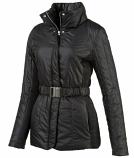Puma Ferrari Ladies Black Padded Jacket