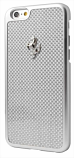 Ferrari iPhone 6/6S GT Carbon White Case