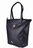 Puma Ferrari Black LS Shopper Bag