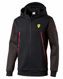 Puma Ferrari Black SF Hooded Sweat