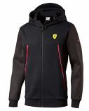 Puma Ferrari Black SF Hooded Sweat