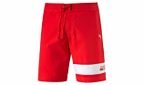 Puma Ferrari Red Board Shorts