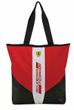 Puma Ferrari Red Fanwear Shopper Bag