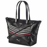 Puma Ferrari Black LS Handbag