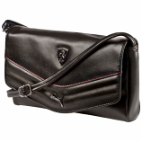 Puma Ferrari Black LS Purse