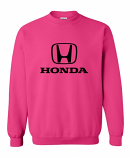 Honda Ladies Pink Sweat Shirt