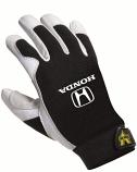 Honda Black Utility Work Gloves