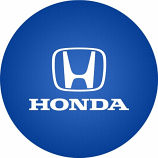 Honda Blue Mouse Pad