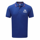 Hyundai Motorsport World Rally Team Polo Shirt