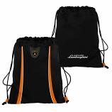 Automobili Lamborghini Drawstring Bag