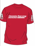 Honda Racing Red Sponsor Tee Shirt