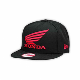 Honda Racing Wings Black Hat