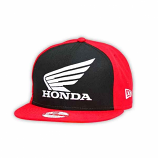 Honda Racing Wings Red Hat