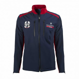 Maserati Trofeo Navy Team Softshell Jacket