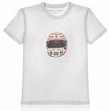 Vodafone McLaren Mercedes Kids Sergio Perez Helmet Tee Shirt