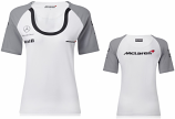 McLaren Mercedes F1 Ladies Team Tee Shirt