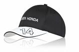 McLaren Honda F1 Fernando Alonso Driver Hat