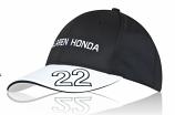 McLaren Honda F1 Jenson Button Driver Hat