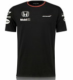 McLaren Honda F1 Black Set Up Tee