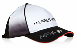 McLaren Honda F1 Team Hat
