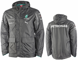 Mercedes AMG Petronas Team Jacket 2014