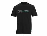Mercedes AMG Petronas Kids Logo Tee 2015