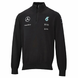 Mercedes AMG F1 Team Zip Sweatshirt