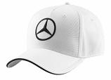 Mercedes AMG Petronas F1 White Team Hat
