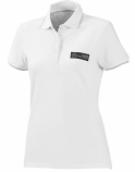 Mercedes AMG Petronas White Ladies Polo